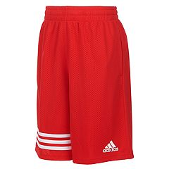 Boys 8-20 adidas Defender Mesh Shorts