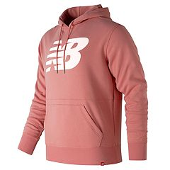 Men's New Balance Essential French Terry Pullover Hoodie