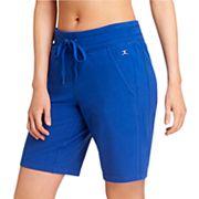 Women's Danskin High-Waisted Bermuda Shorts