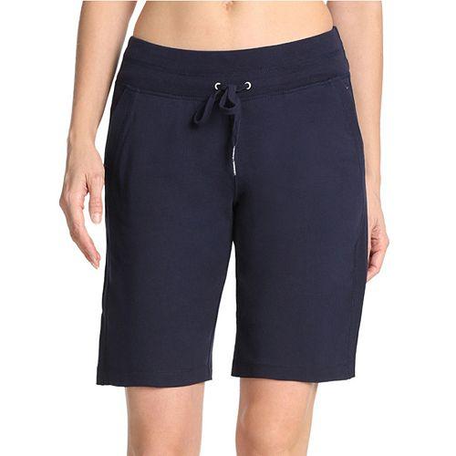 3ebd76241da Women s Danskin High-Waisted Bermuda Shorts