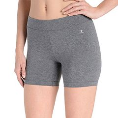 Women's Danskin Cotton-Blend Bike Shorts