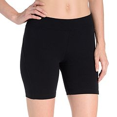 Women's Danskin Stretch Bike Shorts