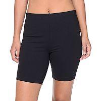 Women's Danskin Solid Bike Shorts