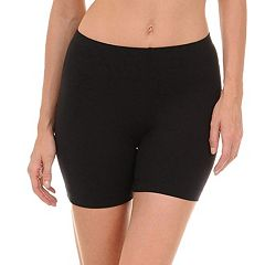 Women's Danskin Black Bike Shorts