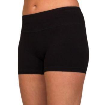 Women's Danskin Wide Waist Hot Shorts