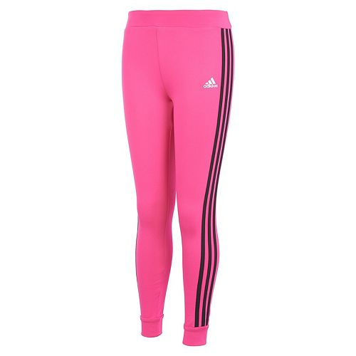 Girls 7-16 adidas Cozy Cuffed Leggings