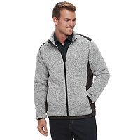 Men's Apt. 9® Sherpa-Lined Jacket