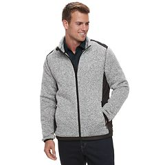 Men's Apt. 9® Sherpa-Lined Hooded Jacket