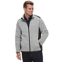 Men's Apt. 9® Sherpa-Lined Jacket