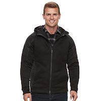 Men's Apt. 9® Sherpa-Lined Quilted Hooded Jacket