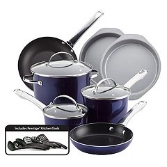Farberware Luminescence 16 pc Nonstick Cookware Set