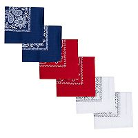 Men's Levi's® 6-pack Bandanas