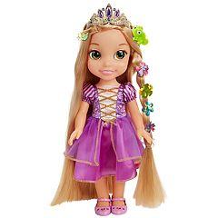 Disney Princess Glow n' Style Rapunzel Doll
