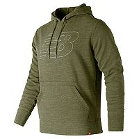 Men's New Balance Pullover Heathered Hoodie