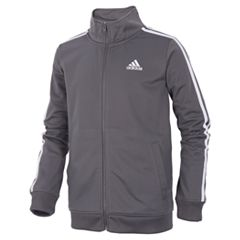 Boys 8-20 adidas Iconic Tricot Jacket
