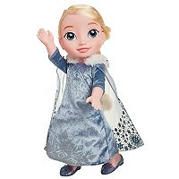 Disney Princess Frozen Elsa Holiday Doll