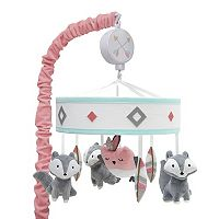 Lambs & Ivy Little Spirit Fox Musical Mobile