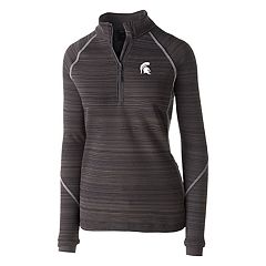 Women's Michigan State Spartans Deviate Pullover