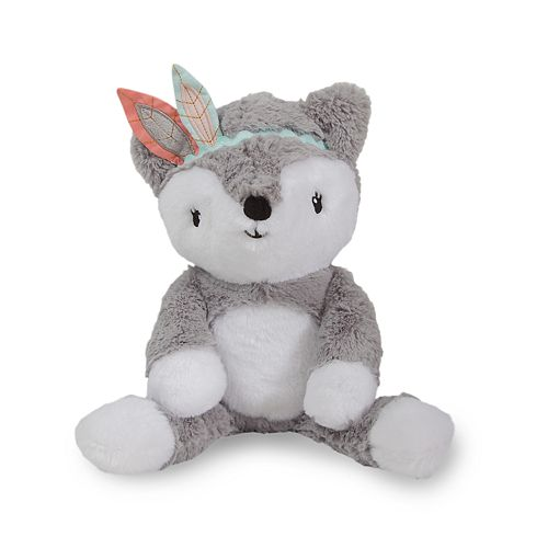 Lambs & Ivy Little Spirit Plush Fox