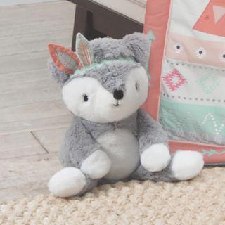 Lambs & Ivy Little Spirit Plush Fox