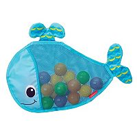 Infantino Ball Belly Stick & Store Whale Toy Storage