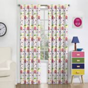eclipse MyScene Pretty Princess Blackout Window Curtain