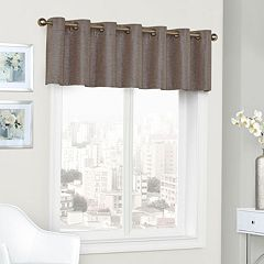 eclipse Presto Thermalayer Blackout Window Valance