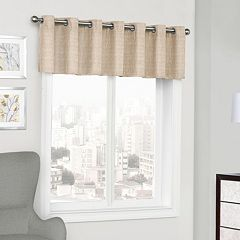 eclipse Trevi Thermalayer Blackout Window Valance
