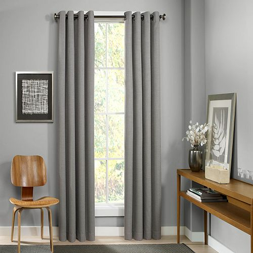 eclipse Thermalayer Blackout 1-Panel Palisade Window Curtain