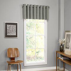 eclipse Palisade Thermalayer Blackout Window Valance