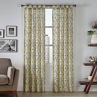 Pairs To Go 2-pack Tiago Window Curtain
