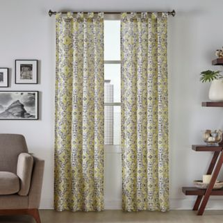 Pairs To Go 2-pack Tiago Curtain