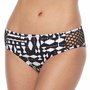 Women's Apt. 9® Printed Hipster Bikini Bottoms
