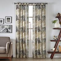 Pairs To Go 2-pack Marley Tropical Curtain