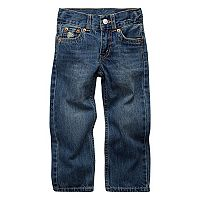 Toddler Boy Levi's 504 Straight Fit Jeans