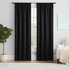 eclipse Thermapanel Room Darkening 1-Panel Thermapanel Window Curtain