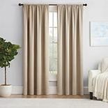 Eclipse Thermapanel Room-Darkening Window Curtain