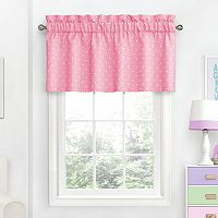 eclipse MyScene Polka Dot Thermaback Blackout Valance