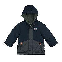 Boys 4-7 OshKosh B'gosh® Fleece-Lined Colorblock Heavyweight Jacket