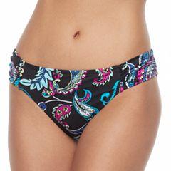 Women's Apt. 9® Sash Hipster Bikini Bottoms