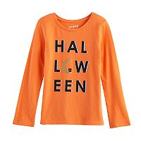 Girls 4-10 Jumping Beans® Halloween Tee