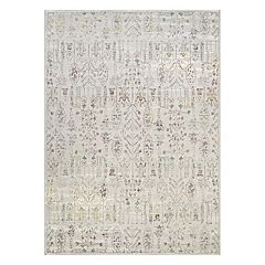 Couristan Patina Persian Cypress Floral Rug