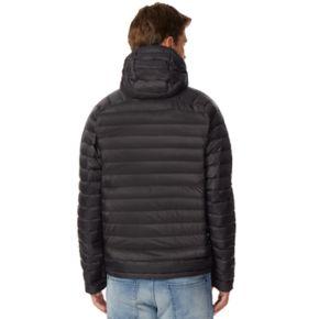 Men's Heat Keep Modern-Fit Packable Hooded Jacket