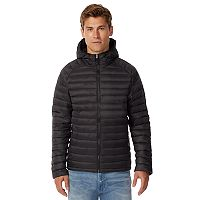 Men's Heat Keep Modern-Fit Packable Hooded Jacket