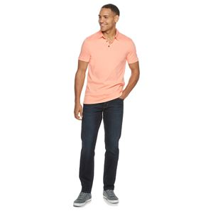 Men's Apt. 9 Soft Touch Stretch Polo