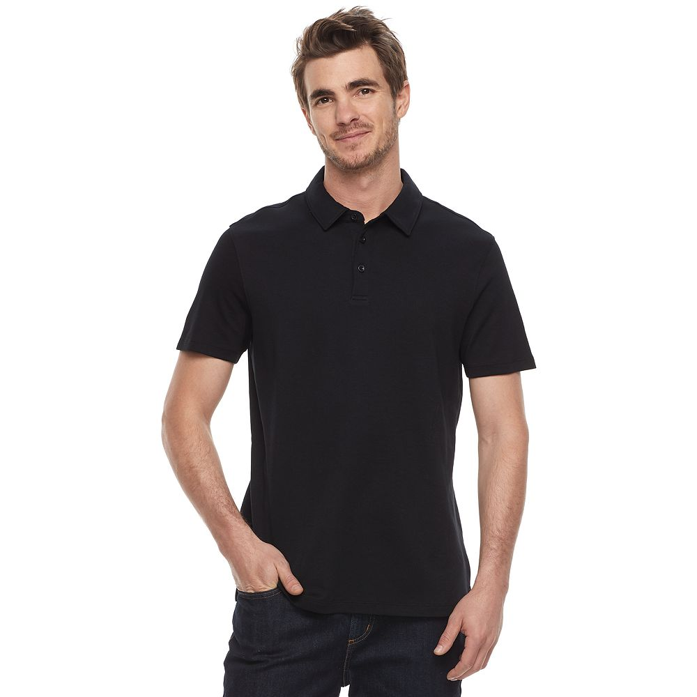 Men's Apt. 9® Regular-Fit Soft Touch Stretch Polo