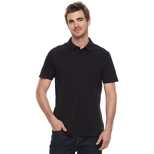 Men's Apt. 9® Soft Touch Stretch Polo