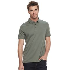 Men's Apt. 9® Regular-Fit Soft Touch Stretch Interlock Polo