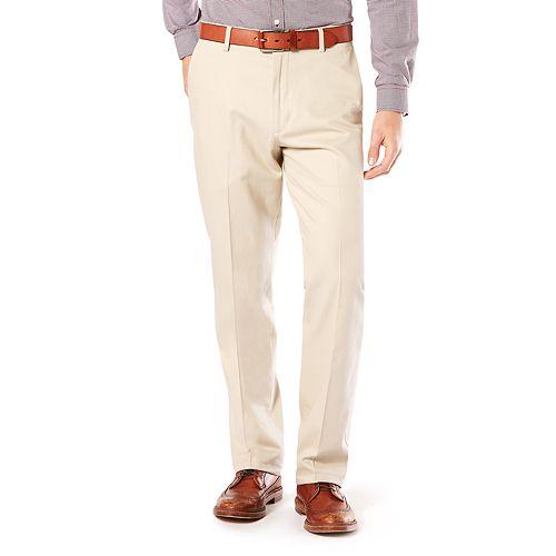 Big & Tall Dockers® Stretch Signature Khaki Modern-Fit Tapered Pants D3