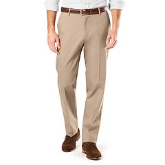 Big & Tall Dockers® Stretch Signature Khaki Modern-Fit Tapered Pants D3